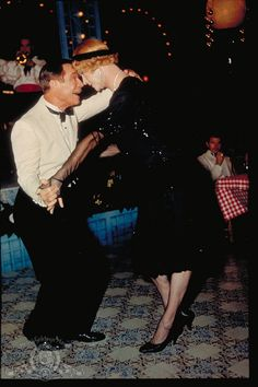 Joe E. Brown and Jack Lemmon in  'Some Like It Hot'