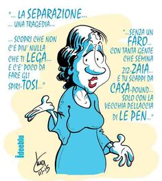 #satira #salvini #leganord #IoSeguoItalianComics
