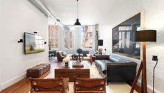 Inside Jonah Hill's Perfectly Decorated SoHo Loft