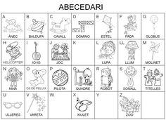 ABECEDARIOS / ABECEDARIS - Jessica Bujalance - Picasa Web Albums
