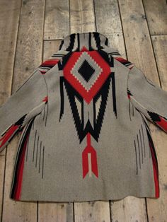 original vintage Chimayo jacket by Earth Spirit. very in love with this.