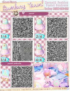 Part of the Bunbury Mermaid Clothes collection Pastel Dress Heart on chest & wig Animal Crossing 3ds, Animal Crossing Qr Codes Clothes, Animal Games, My Animal, Motif Acnl, Ac New Leaf, Happy Home Designer, Mermaid Room, Cute Games