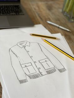 sketches of our new bomber jackets Bespoke Clothing, Bomber Jackets, Sketches, Clothes, Drawings, Outfits, Clothing, Bomber Jacket, Kleding