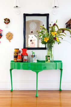 10 ways to colour boost your home. Styling by LeeAnn Yare. Photography by Larnie Nicolson.