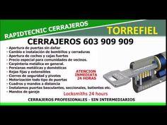 CERRAJEROS TORREFIEL VALENCIA 603 909 909