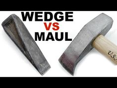 Which Splits Firewood Best? - YouTube