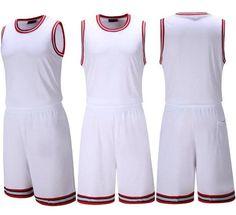 132697adab7 2018 Custom basketball set , Men College cheap basketball jerseys , USA  Baketball jersey Polyester Shirt Shorts uniforms L-5XL