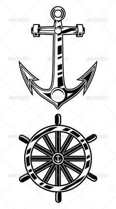 GraphicRiver Anchor Vector 5389107