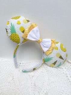 Pineapple dole whip mouse ears $25.00