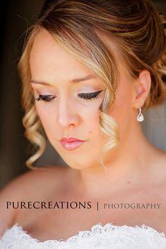 Bridal Make up By award winning MUA Clare Pritchard.