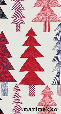 marimekkonature03 Paper Wallpaper, Iphone Wallpaper, Pattern Art, Pattern Design, Fabric Patterns, Print Patterns, Purple Accent Walls, Gallery Wall Layout, Patterns In Nature