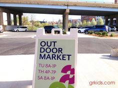 GR Outdoor Market ADDRESS: 435 Ionia SW, Grand Rapids MI 49503 PHONE: 616-805-5308 WEBSITE: downtownmarketgr.com HOURS: Tues from 8am-1pm; Thur from 4-7pm; Sa...