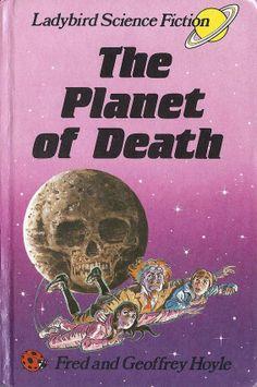 The Planet of Death Ladybird Books by RetroBooksUK on Etsy, £4.00
