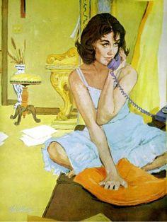 Telephone (Lynn Buckham)
