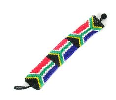 Flag of art Flags, Friendship Bracelets, Africa, Country, Jewelry, Art, Art Background, Jewlery, Rural Area