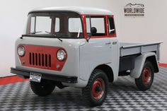 1962 Jeep Forward Control