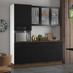 Kitchen Cupboard Designs, Kitchen Room Design, Pantry Design, Dining Room Design, Interior Design Kitchen, Cabinet Design, Crockery Cabinet, Crockery Units, Kitchen Modular