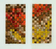 Reclaimed Wood Art wood wall art industrial by ArtGlamourSligo