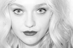 New outtakes of Dakota Fanning by Terry Richardson | Team-Twilight