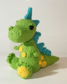 Amigurumi dragon | Flickr - Photo Sharing!