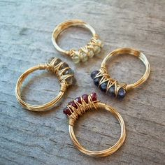 Tel ile Nişan Yüzüğü Yapımı