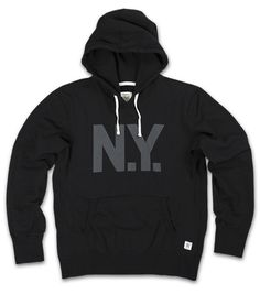 Reigning Champ x Everlast N.Y. Pullover Hoodie – No Mas NYC