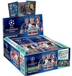 Topps Match Attax UEFA Champions League 2019 Bundle Base Carte lot tous différents