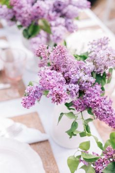 Gal Meets Glam Mother's Day Spring Garden Tablescape