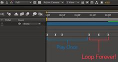 After Effects Tips: Loop With Expression