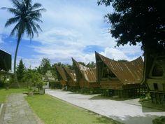 DANAU TOBA, TUKTUK ISLAND, North Sumatra, Indonesia