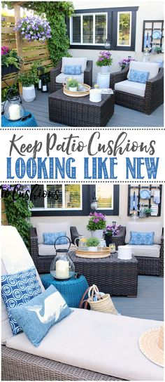 94 best patio cushions images cushion ideas outdoor living spaces rh pinterest com