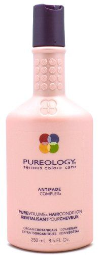 Pure Volume Conditioner by PUREOLOGY for Unisex - 8.5 oz Volume Conditioner - Listing price: $40.00 Now: $24.48