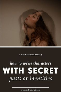 Creative Writing 734649757944639805 - How can you successfully write characters who aren't quite what they seem? Check out the tips & tricks in this week's chat recap! Creative Writing Tips, Book Writing Tips, Writing Quotes, Fiction Writing, Writing Process, Writing Resources, Writing Help, Writing Skills, Literary Writing