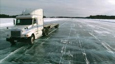 Ice Road Truckers Love this show!