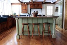 maine kitchen