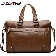 bb46d75896e1 2017 Men Casual Briefcase Business Shoulder Leather Messenger Bags Computer  Laptop Handbag Men s Bags  Affiliate