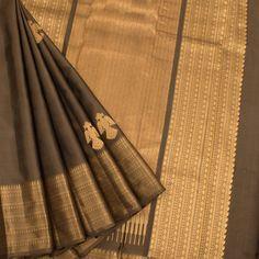 Handwoven Kanjivaram Soft Silk Saree With Iruthalaipakshi Motifs10019497 - AVISHYA.COM
