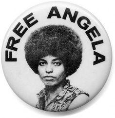 Free Angela Badge