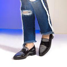 650f033ab2 Carmen Steffens USA. VernizInvernoMocassins HomensVestimenta Masculina Sapatos ...