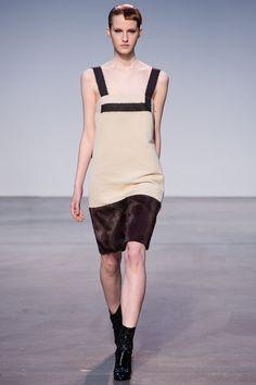Thakoon Fall 2013 Ready-to-Wear Fashion Show - Magdalena Jasek