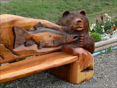Chainsaw Carving | Welcome to Chainsaw Carving