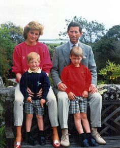 Diana and family