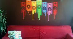 Wallart Vinylart Interior Work, Vinyl Art, Wall Art
