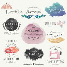 As graphic designers, you probably have to design logos from time to time. If it's not your core activity, maybe a few tools will help you to quickly creat