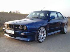 BMW M3 (E30) on BBS CH's.
