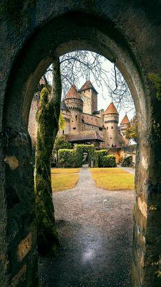 Castle Chillon - Switzerland