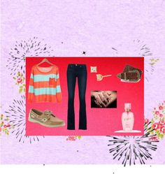 """""""casual and cute"""" by smepley on Polyvore"""