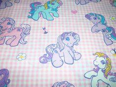 FABRIC - My Little Pony