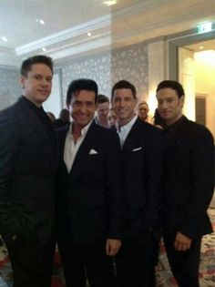 I il divo on pinterest wicked game opera singer and new zealand - Il divo biography ...
