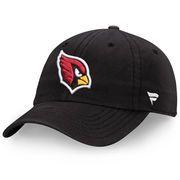 NFL Pro Line by Fanatics Branded Arizona Cardinals Black Fundamental Adjustable Hat :https://athletic.city/football/gear/nfl-pro-line-by-fanatics-branded-arizona-cardinals-black-fundamental-adjustable-hat/